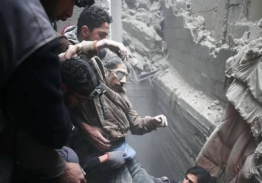 Совет безопасности ООН должен осознать необходимость введения режима прекращения огня в пригороде Дамаска - Восточной Гуте