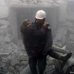 Гуманитарная катастрофа в ВОСТОЧНОЙ ГУТЕ (фото)
