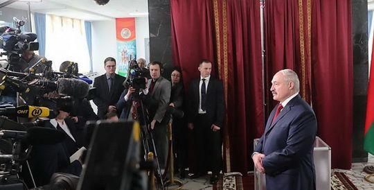 Появилось видео комментария Александра Лукашенко по поводу дела белорусского фристайлиста Антона Кушнира, который 17 февраля не прошел квалификацию на Олимпиаде.