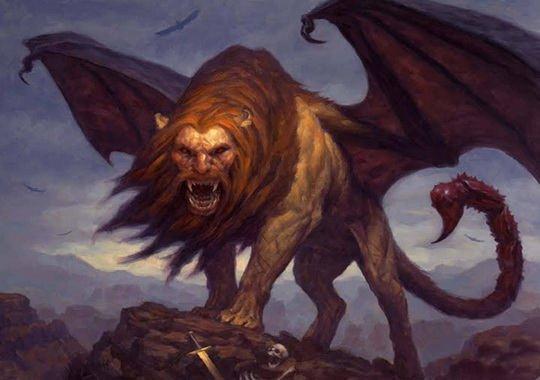 В мифологии есть множество описаний различных монстров, которые давным-давно стали частью человеческой культуры.
