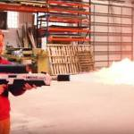 Реплика огнемета Илона Маска— своими руками (видео)