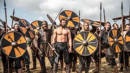 Щит викингов — такой же неотъемлемый атрибут этих северных воинов, как и меч или топор.