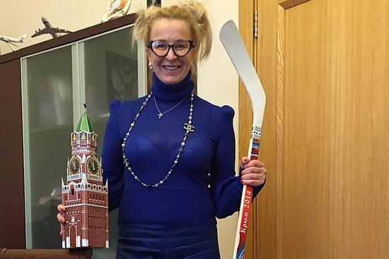 Пресс-секретарь управления Елена Крылова