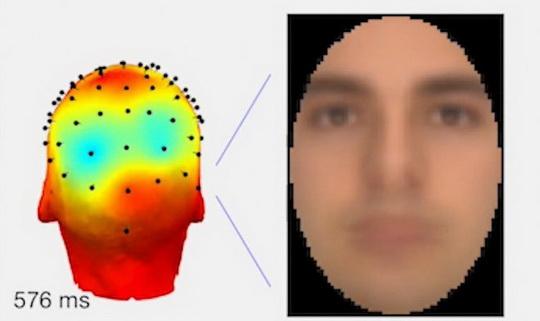 В основе лежит уже классический сканер мозговой активности на базе электроэнцефалографии, потому что скорость его реакции на изменения в работе мозга измеряется в миллисекундах.