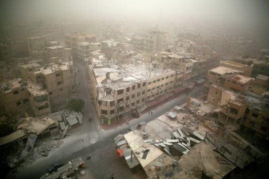 Президент Сирии Башар Асад заявил, что правительственные военные продолжат свою операцию в Восточной Гуте в пригороде Дамаска, несмотря на протесты мирового сообщества.