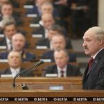 О чем будет послание Лукашенко?