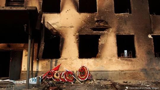 Россия несет ответственность за гибель сотен мирных жителей во время вооруженного конфликта в августе 2008 года, заявила грузинская сторона в ходе слушаний в ЕСПЧ. Россия отвергла обвинения.
