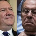 Помпео назвал Лаврову условие улучшения отношений США и России