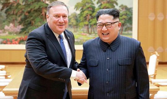 Президент США Дональд Трамп настроен на стратегическое сотрудничество с Северной Кореей