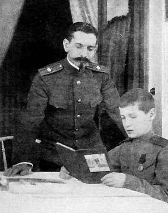 В царской России гувернеры были больше, чем просто учителя.