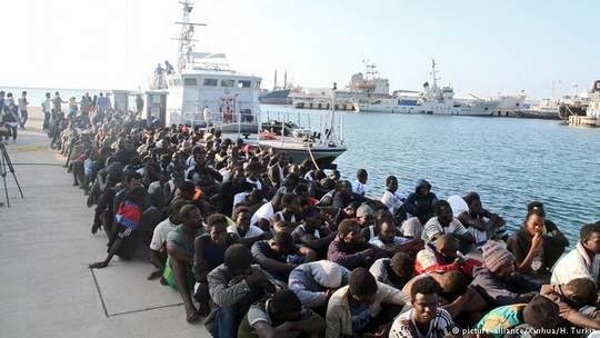Ливия отвергла предложение Италии создать на своей территории центры для беженцев