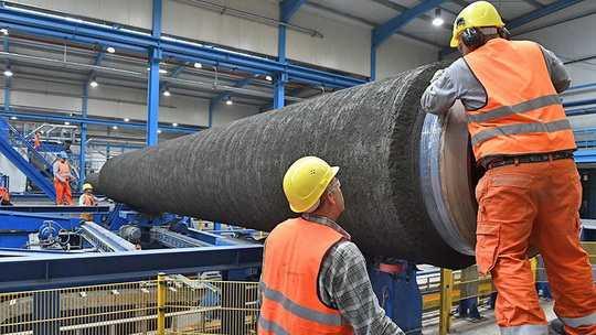 Трубопровод «Северный поток – 2» могут начать строить летом 2018 года до получения разрешений от Дании