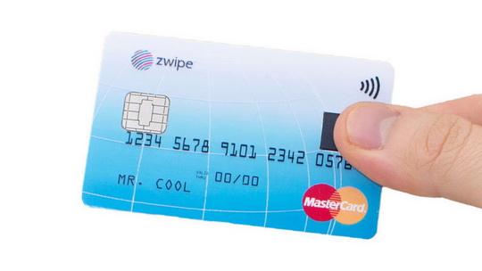 Ведущие мировые платежные системы — Visa и Mastercard — тестируют банковские карты, оснащенные сканерами отпечатков пальцев.