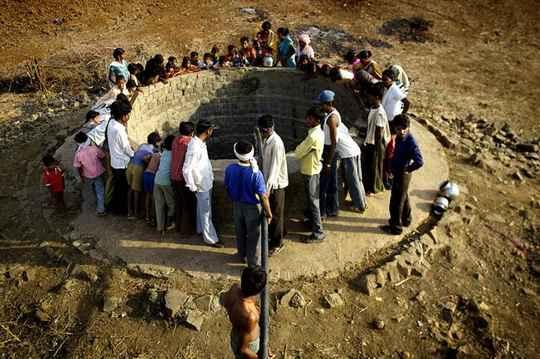 Индия переживает самый тяжелый в истории кризис водоснабжения