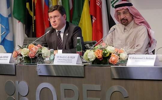 Три государства-члена ОПЕК намерены наложить вето на предложение России и Саудовской Аравии увеличить объемы добычи нефти