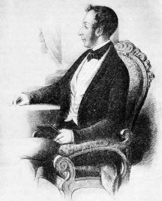 """Возможно, Николай Гоголь списал своего Хлестакова из """"Ревизора"""" с реального персонажа - Романа Медокса, который с 1812-го по середину 1850-х потрясал высший свет своими авантюрами."""