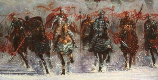 Первые рыцари