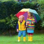 Почему дождь иногда льет, а иногда моросит?