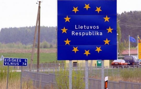 Поток прибывающих в Литву иностранцев стремительно увеличивается.