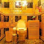 Почему туалет так называется?