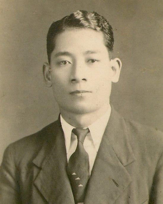 Японец Момофуку Андо