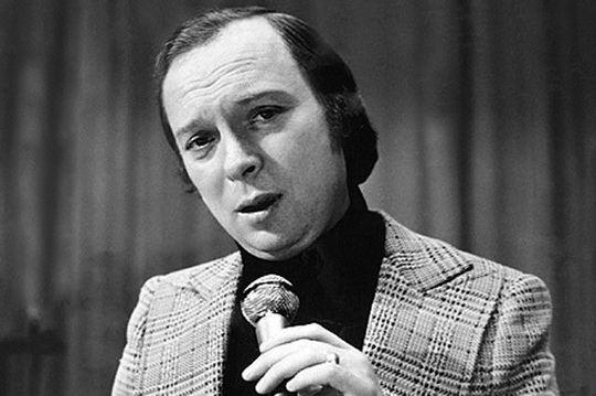 Валерий Ободзинский стал знаменитым после исполнения «Восточной песни» в передаче «С добрым утром!»
