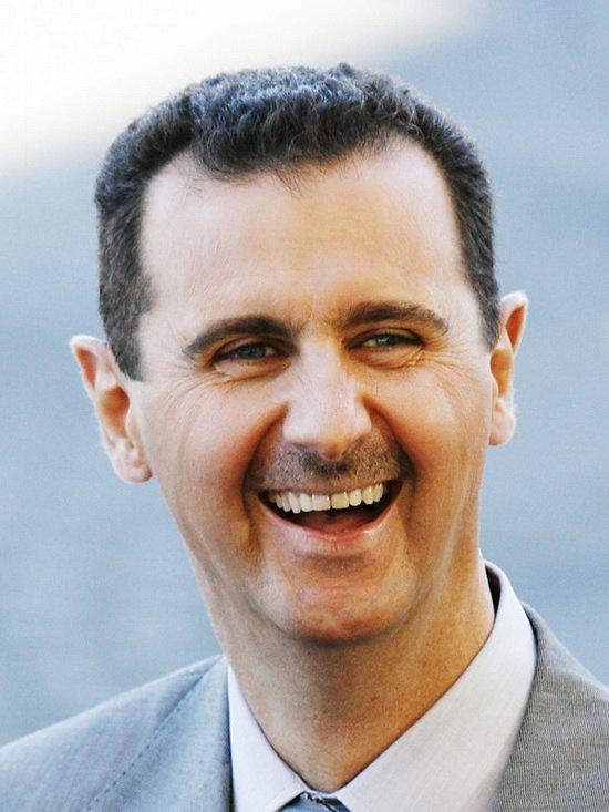 Ответное поздравление, пришло Лукашенко от президента Сирии Башара Асада.