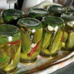 5 рецептов засолки огурцов