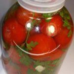 Квашеные помидоры. Совсем как бочковые, но еще проще