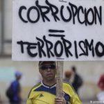 Колумбия провела антикоррупционный референдум