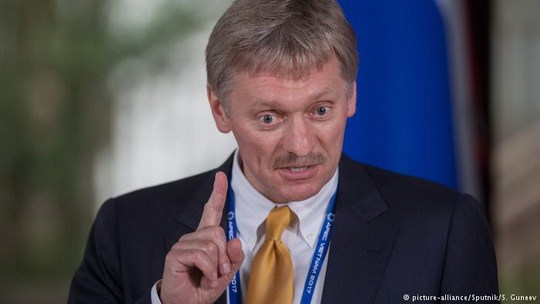 """Новые санкции Вашингтона против России в связи с """"делом Скрипалей"""" - недружественный и незаконный шаг, заявили в Кремле."""