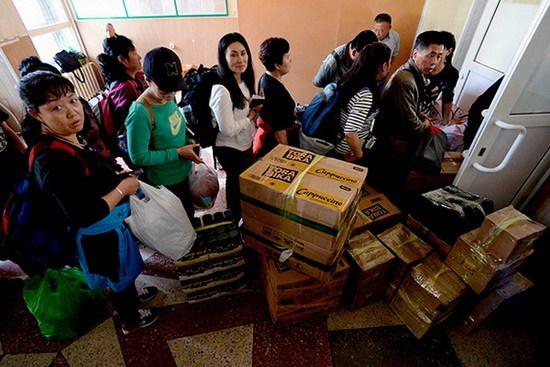 Другими нежелательными этносами опрошенные назвали китайцев (доля таких людей увеличилась с 15 до 31%), а также вьетнамцев (с 12 до 26%)
