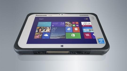 Компания Panasonic представила новую модель из суперпрочной линейки планшетов Toughpad, которая задумывалась для спецслужб, военных, транспортных служащих, фабричных рабочих и других профессионалов.