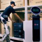 LG CLOi SuitBot: компания LG представила экзоскелет с искусственным интеллектом