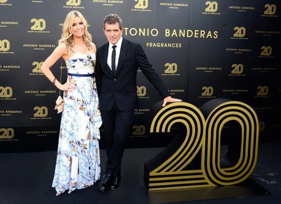 Антонио Бандерас начал встречаться с инвестиционным банкиром Николь Кимпел в 2014 году