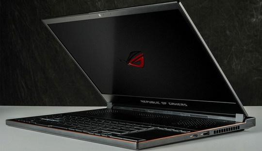 """Asus представила на российском рынке лэптоп заявив его в качестве """"самого тонкого игрового ноутбука в мире"""""""