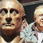 Церетели хочет в центре Санкт-Петербурга поставить памятник Путину