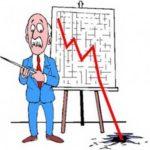 Центробанк допускает рецессию в России в случае расширения санкций