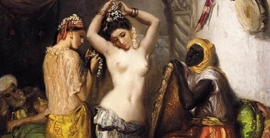 О приличиях в султанской спальне, гаремной иерархии, наследных принцах, евнухах и свободе.