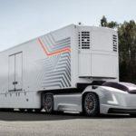 Volvo Trucks представила новый автономный грузовик-электромобиль Vera