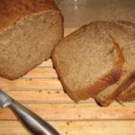 Почему хлеб черствеет?