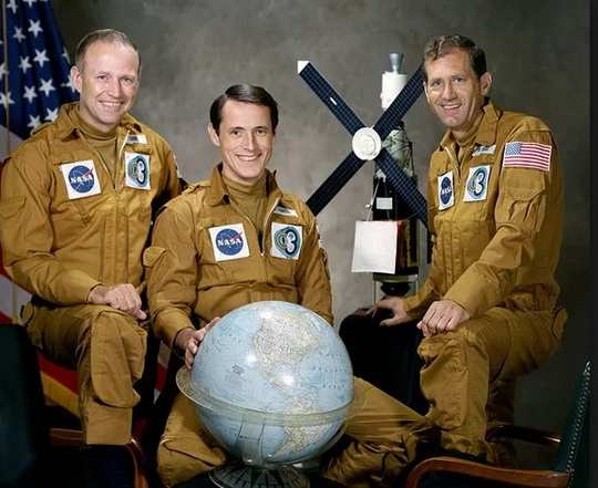 28 декабря 1973 года американские астронавты, пребывавшие на станции «Скайлэб», устроили забастовку — по сей день единственную за всю историю космических путешествий.
