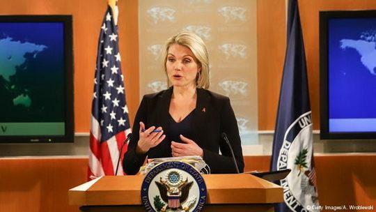 Из-за инцидента в Керченском проливе Соединенные Штаты призвали Европу к более жестким санкциям в отношении России.