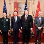 Вашингтон не будет сдерживать Китай, как в эпоху холодной войны, сказал госсекретарь США