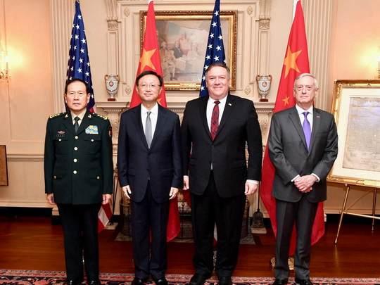 Власти Соединенных Штатов не намерены проводить политику сдерживания эпохи холодной войны в отношении КНР.