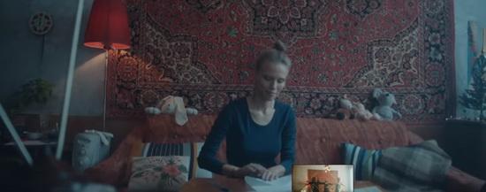 """Звезда сериала """"Дикий ангел"""" уругвайская актриса Наталия Орейро выпустила клип на песню To Russia with Love (""""В Россию с любовью""""), снятый в подмосковном городе Балашихе."""