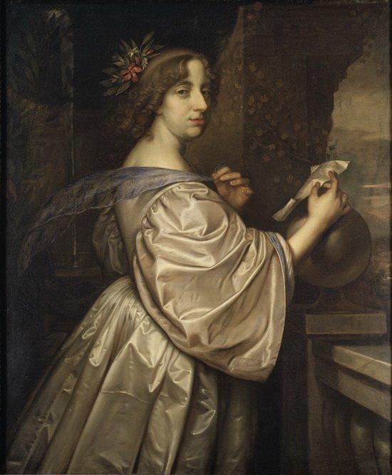 Портрет Кристины Шведской, 1647−1651 г. Источник: wikipedia.org