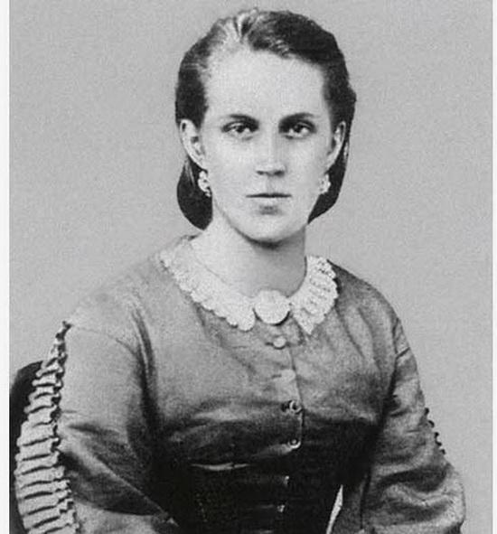 Вторая жена Достоевского Анна Григорьевна