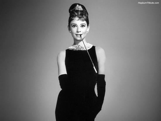 На протяжении всей своей карьеры, Одри Хепберн радовала зрителей яркими образами