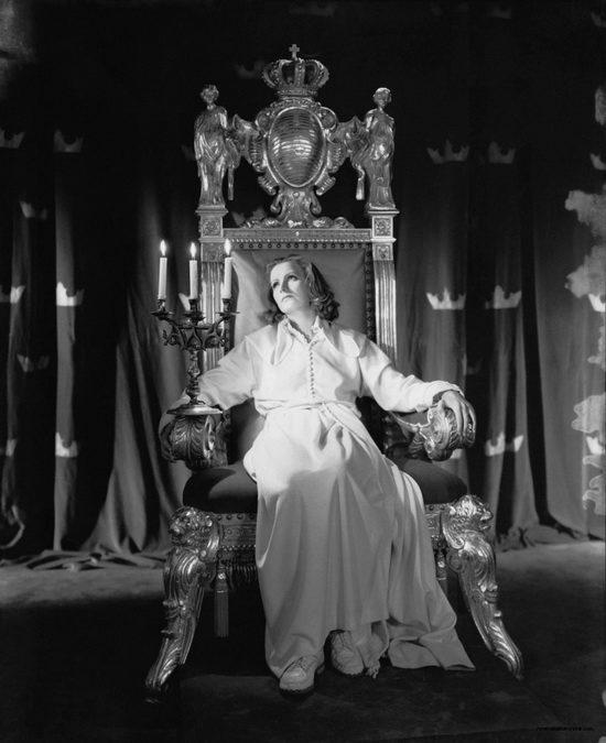 Грета Гарбо в фильме «Королева Кристина», 1933 г. Источник: kinozon.tv